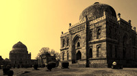 Tombs of Lodi Gardens