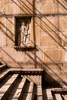 Stepwell Shadows