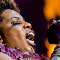Macy Gray with the David Murray Big Band