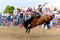 2014 Spencerville Rodeo-12