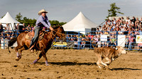 2014 Spencerville Rodeo-6