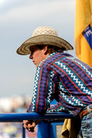 2014 Spencerville Rodeo-8